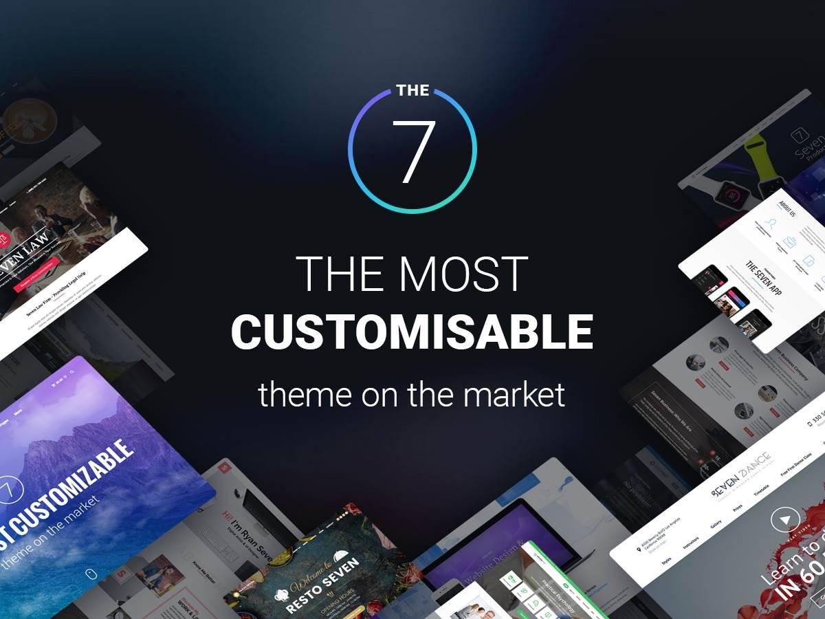 The7企业主题更新至v6.7.0